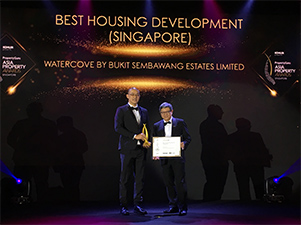 PROJECT FOCUS: Watercove By Bukit Sembawang Estates Limited