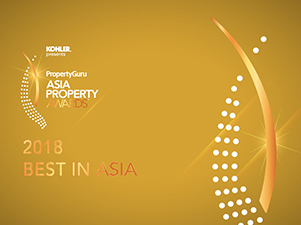 Nim Collection Wins at 2018 PropertyGuru Asia Property Awards Grand Finals